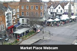 Market Place Webcam