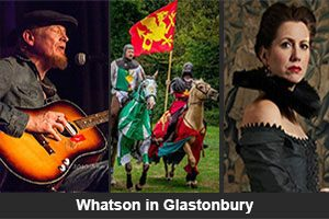 Whatson in Glastonbury?