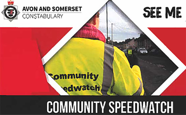 Picture of Community Speedwatch volunteer