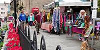Glastonbury Market @ St Dunstan's Car Park